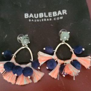 Baublebar festive earrings